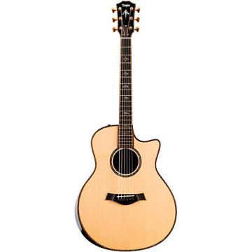 Chaylor 900 Series 916ce Grand Symphony Acoustic-Electric Guitar Natural