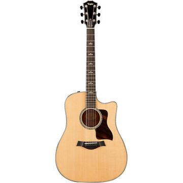 Chaylor 600 Series 610ce Dreadnought Acoustic-Electric Guitar Natural