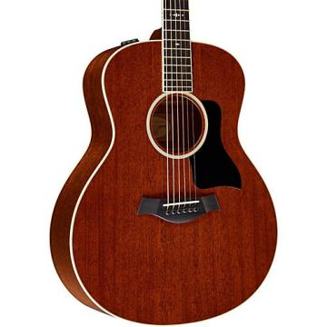 Chaylor 500 Series 526e Grand Symphony Acoustic-Electric Guitar Medium Brown Stain