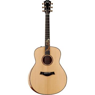 Chaylor Custom Maple Grand Orchestra Acoustic-Electric Guitar Natural