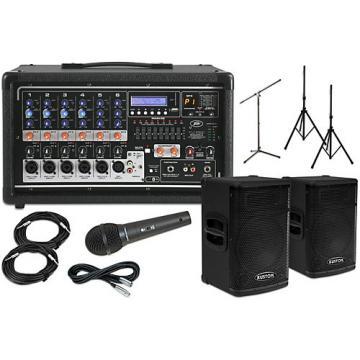 "Peavey Pvi6500 with KPX112 12"" Speaker PA Package"