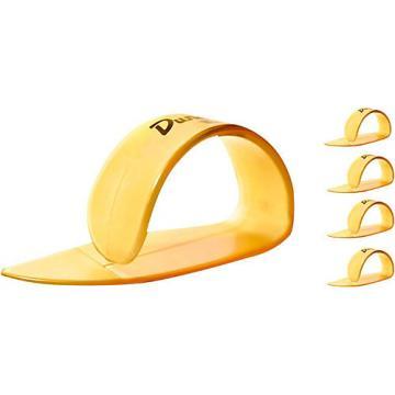 Dunlop Ultex Large Thumbpicks Gold (4-Pack)