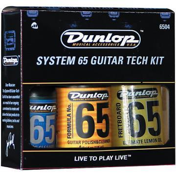 Dunlop Formula 65 Guitar Tech Kit