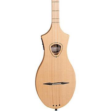 Seagull M4 Spruce EQ Dulcimer Guitar Gloss Natural