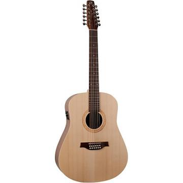 Seagull Walnut 12 SG 12-String Acoustic-Electric Guitar