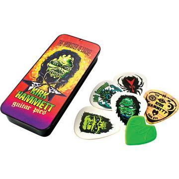 Dunlop Kirk Hammett Monster Pick Tin with 6 Picks