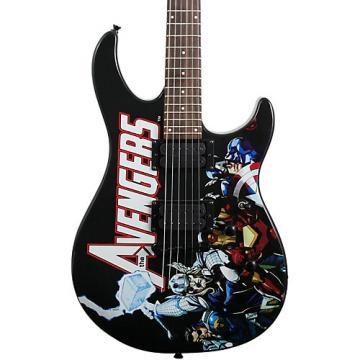 Peavey The Avengers Predator Graphic Electric Guitar
