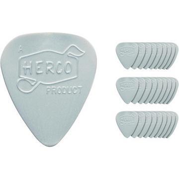 Dunlop Herco Vintage 66' Heavy Picks Silver (36-Pack)