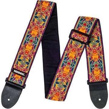 Dunlop Jimi Hendrix Artist Strap 2.5 in.