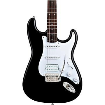 Squier Bullet Stratocaster HSS Electric Guitar with Tremolo Black