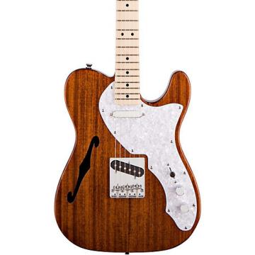 Squier Classic Vibe Telecaster Thinline Electric Guitar Natural