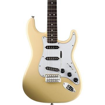 Squier Vintage Modified Stratocaster '70s Electric Guitar Vintage White Rosewood Fretboard