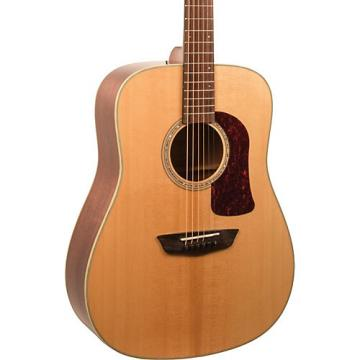 Washburn Heritage Series Solidwood Acoustic Guitar Natural