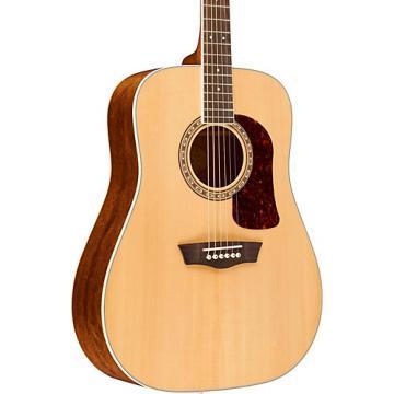 Washburn Heritage 10 Series HD10S Acoustic Guitar Natural