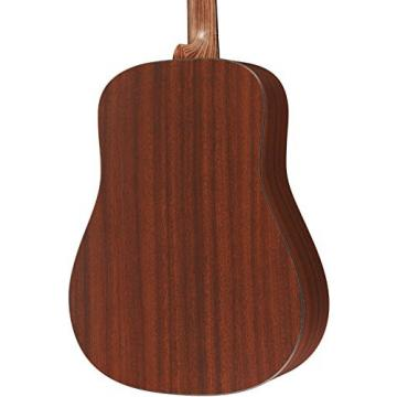 Martin X Series 2015 X1-DE Custom Dreadnought Acoustic-Electric Guitar Natural Solid Sitka Spruce Top