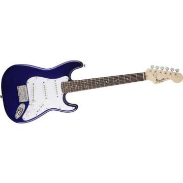 Squier by Fender Limited Edition Mini Strat Electric Guitar - Blue