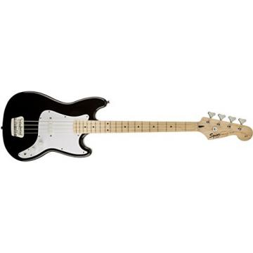 Squier by Fender Bronco Bass, Black