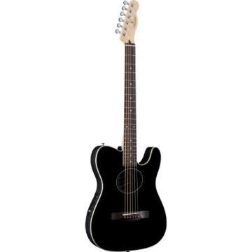 Fender Standard Telecoustic Guitar - Black