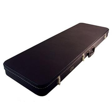 ProRockGear RGAS386C Artist Series Rectangular Electric Bass Case