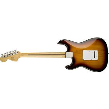 Squier by Fender Vintage Modified Stratocaster Electric Guitar HSS - 3-Color Sunburst - Rosewood Fingerboard
