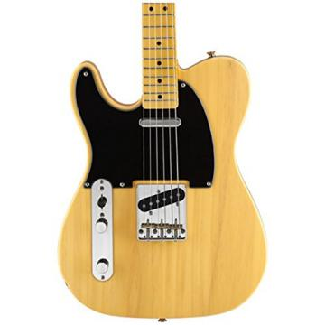 Squier Classic Vibe Tele '50s BTB Left Handed Electric Guitar w/ Gig Bag and Tuner