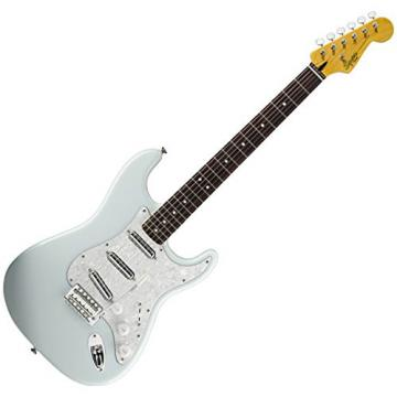 Squier Vintage Modified Surf Stratocaster (Sonic Blue) w/ Fender Gig Bag and Tuner
