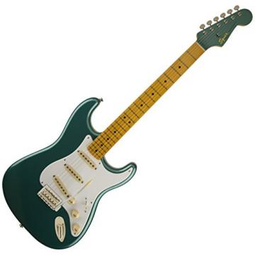 Squier Classic Vibe Strat 50's Sherwood Green Metallic w/ Fender Gig Bag and Tuner
