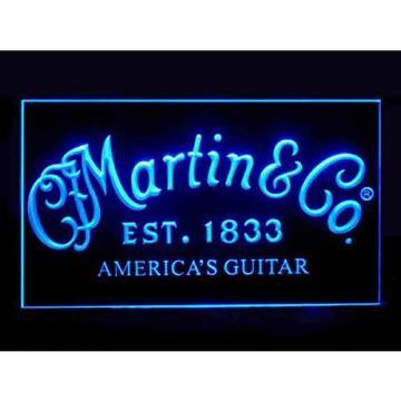 Martin Guitars Parts Led Light Sign