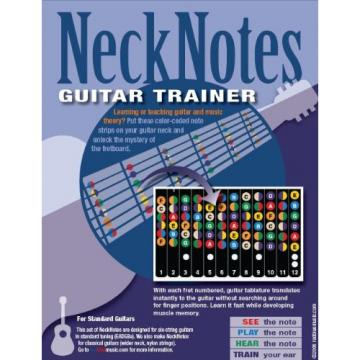 NeckNotes Guitar Trainer
