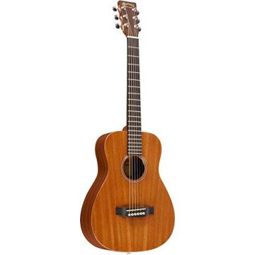 Martin X Series Custom LX Sapele Acoustic Guitar Natural