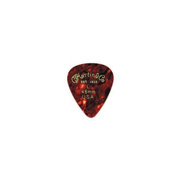 Martin #1 Guitar Pick Pack Thin 1 Dozen