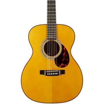 Martin Omjm John Mayer Acoustic-Electric Guitar Natural