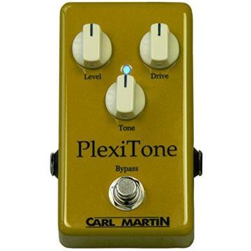 Carl Martin PlexiTone-S Guitar Distortion Effect Pedal