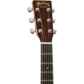 Martin X Series DXMAE Dreadnought Acoustic-Electric Guitar Natural