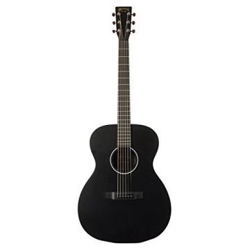 Martin OMXAE Black Acoustic-Electric Guitar