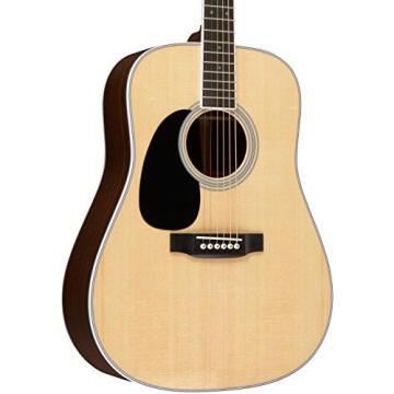 Martin Standard Series D-35L Dreadnought Left-Handed Acoustic Guitar