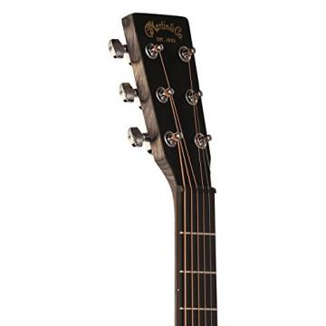 Martin DXAE Dreadnought - Black