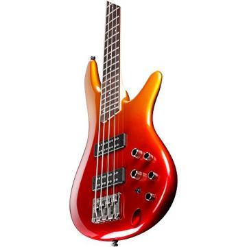 Ibanez SR300E Electric Bass Guitar Autumn Fade Metallic