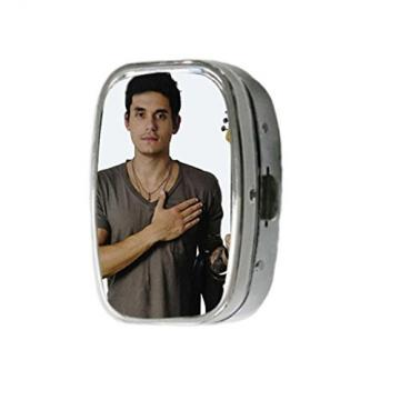 John Mayer Holding Martin Guitar Personality Portable Pill Case Box Medicine Container Case Vitamin Holder Tablet Gift From Goodcom
