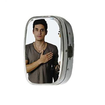 John Mayer Holding Martin Guitar Custom Useful Rectangle Pill Case Box Medicine Tablet Holder Organizer Case