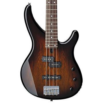 Yamaha TRBX174EW TBS 4-String Bass Guitar Pack