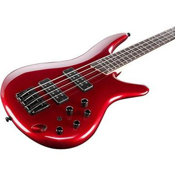 Ibanez SR300EB 4-String Electric Bass Guitar Candy Apple Red