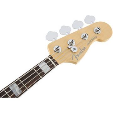 Fender American Elite  Jazz Bass - Olympic White