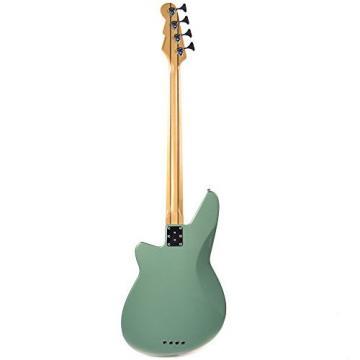 Reverend Mercalli 4 Bass Metallic Alpine