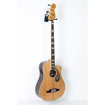 Fender California Series Kingman SCE Cutaway Dreadnought Acoustic-Electric Bass Natural