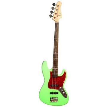 Indy Custom ICVB-SG Starting Line 4-Strings Bass Guitar - Seafoam Green