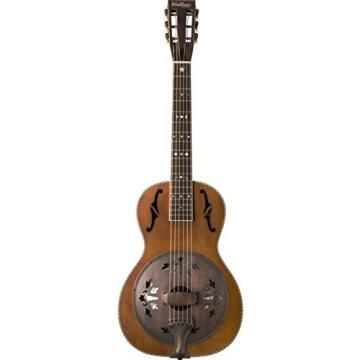 Washburn R360K Vintage Series Acoustic Guitar, Vintage Matte Finish