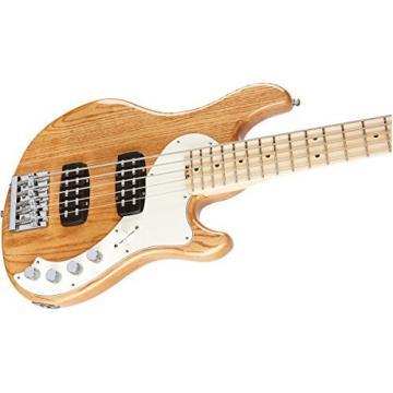 Fender American Elite  Dimension Bass V - Natural