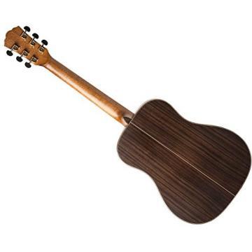 Washburn WCDM25SK Comfort Series Dreadnought 6-String Acoustic Guitar - Natural
