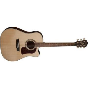 Washburn HD30SCE Heritage Dreadnought Acoustic Electric Guitar